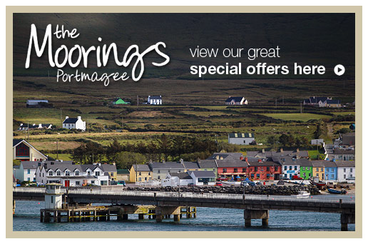 the moorings portmagee special offers