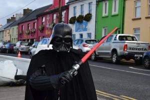 Darth Vader from Star War