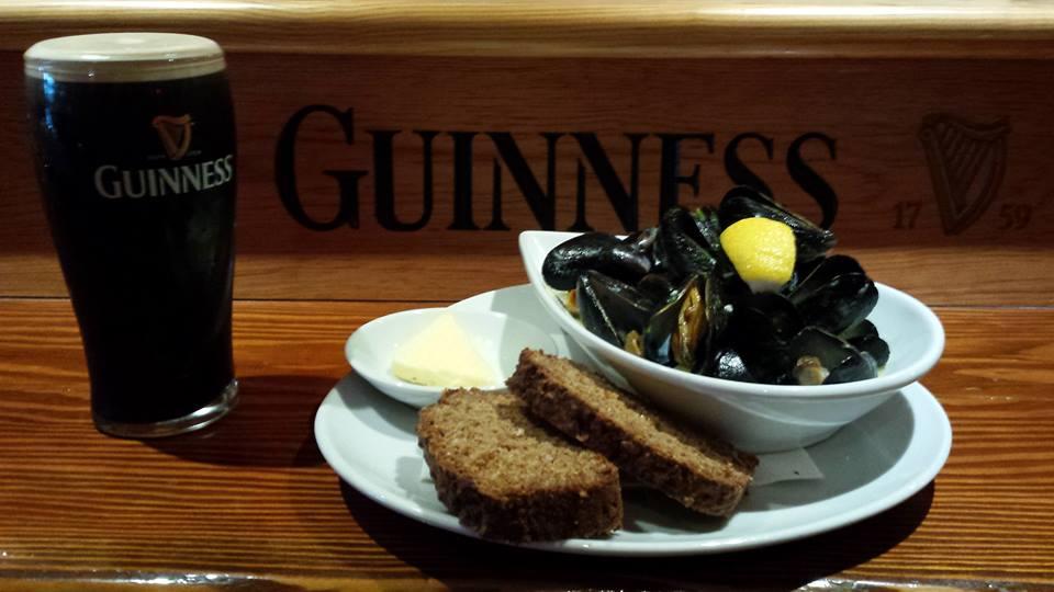 Cromane mussels