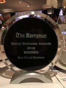 Kerryman business award