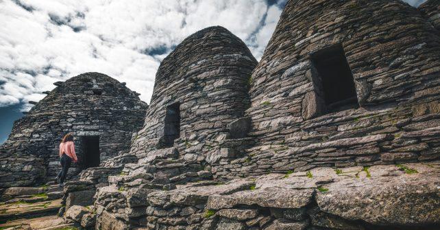Journeys Inspired by the Skellig Monks