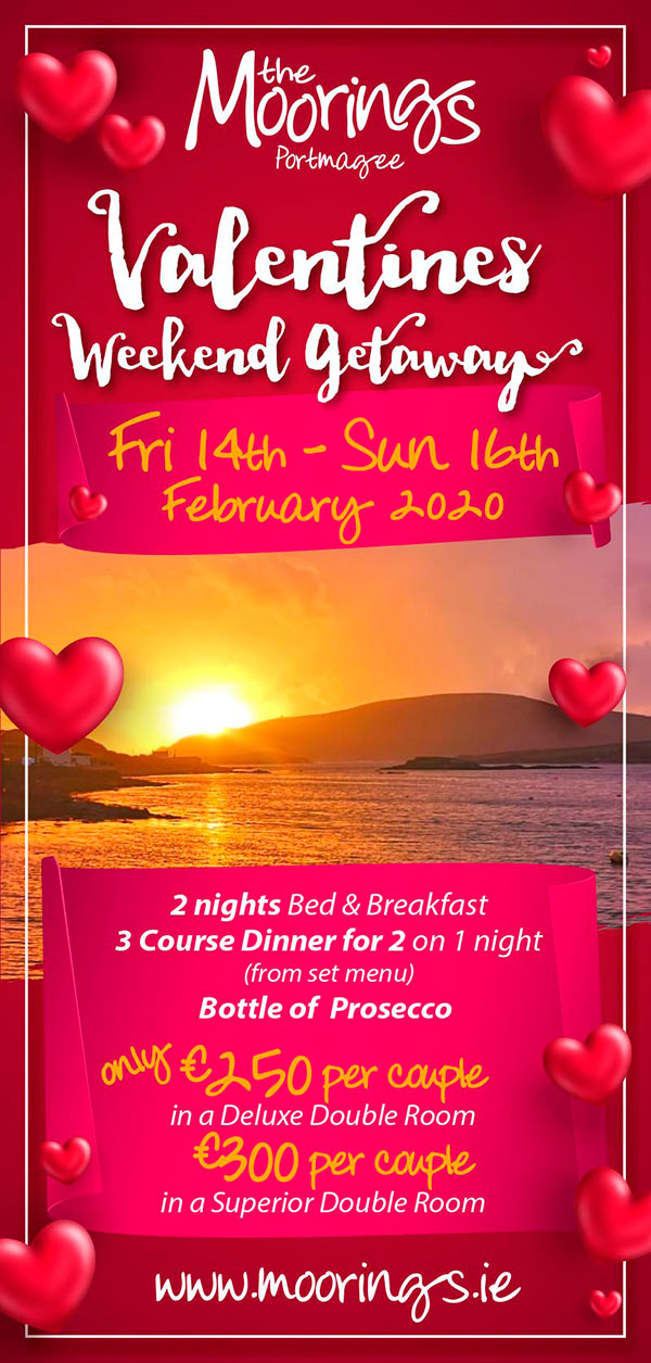 Moorings Valentine's Special