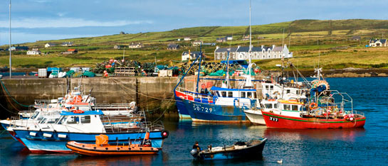 The Moorings 3 night Portmagee Package