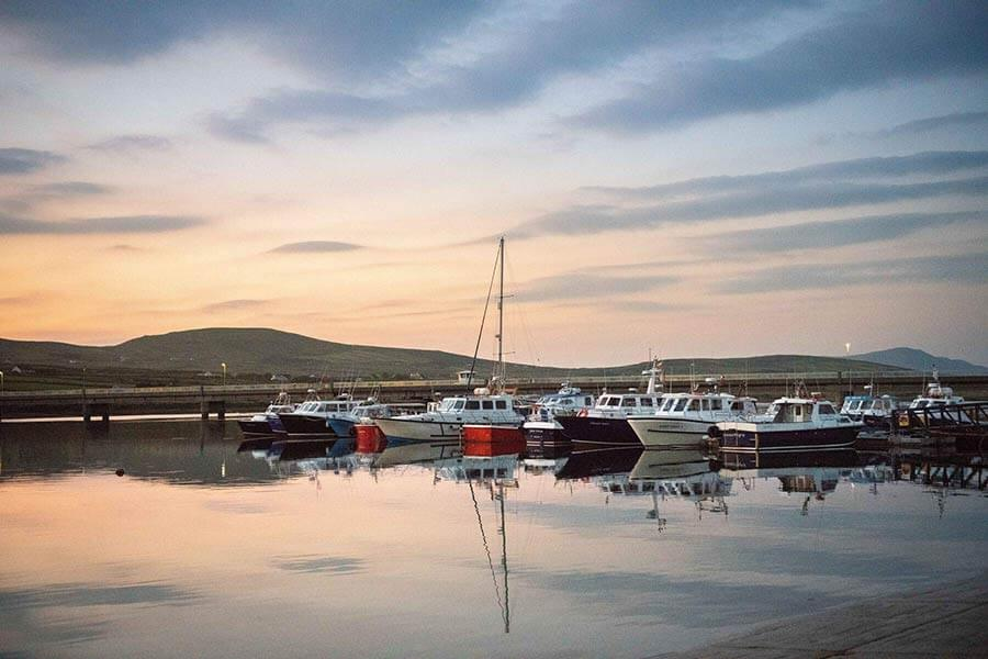 Portmagee boats