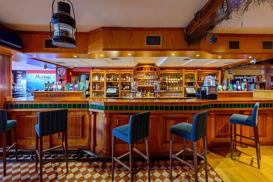 The Moorings Bridge Bar