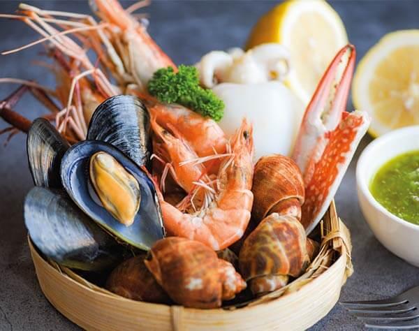 Dalys Seafood