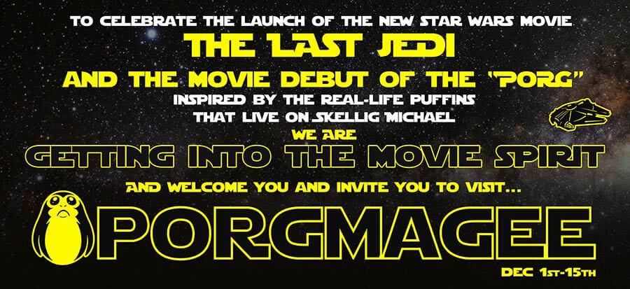 Star Wars Porgmagee