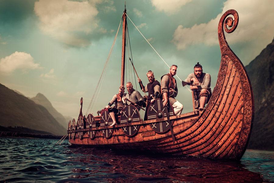 Kerry Viking tour