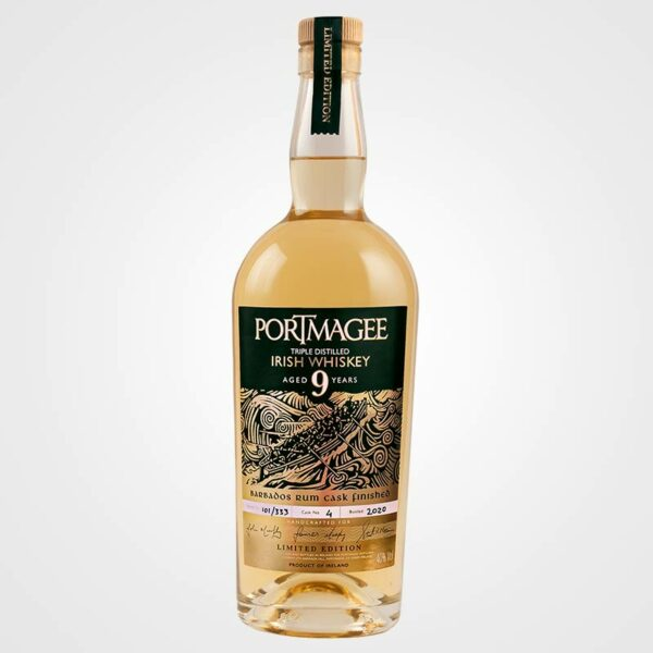 Portmagee 9-year Irish Whiskey