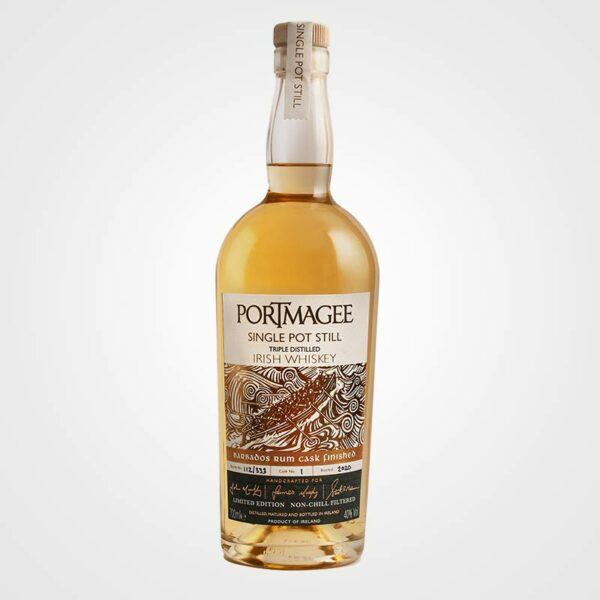 Portmagee Single Pot Still Irish Whiskey