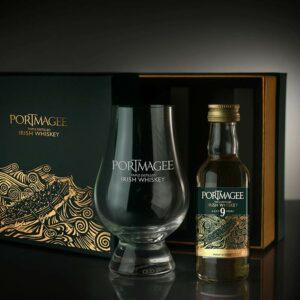 Portmagee Whiskey gift set